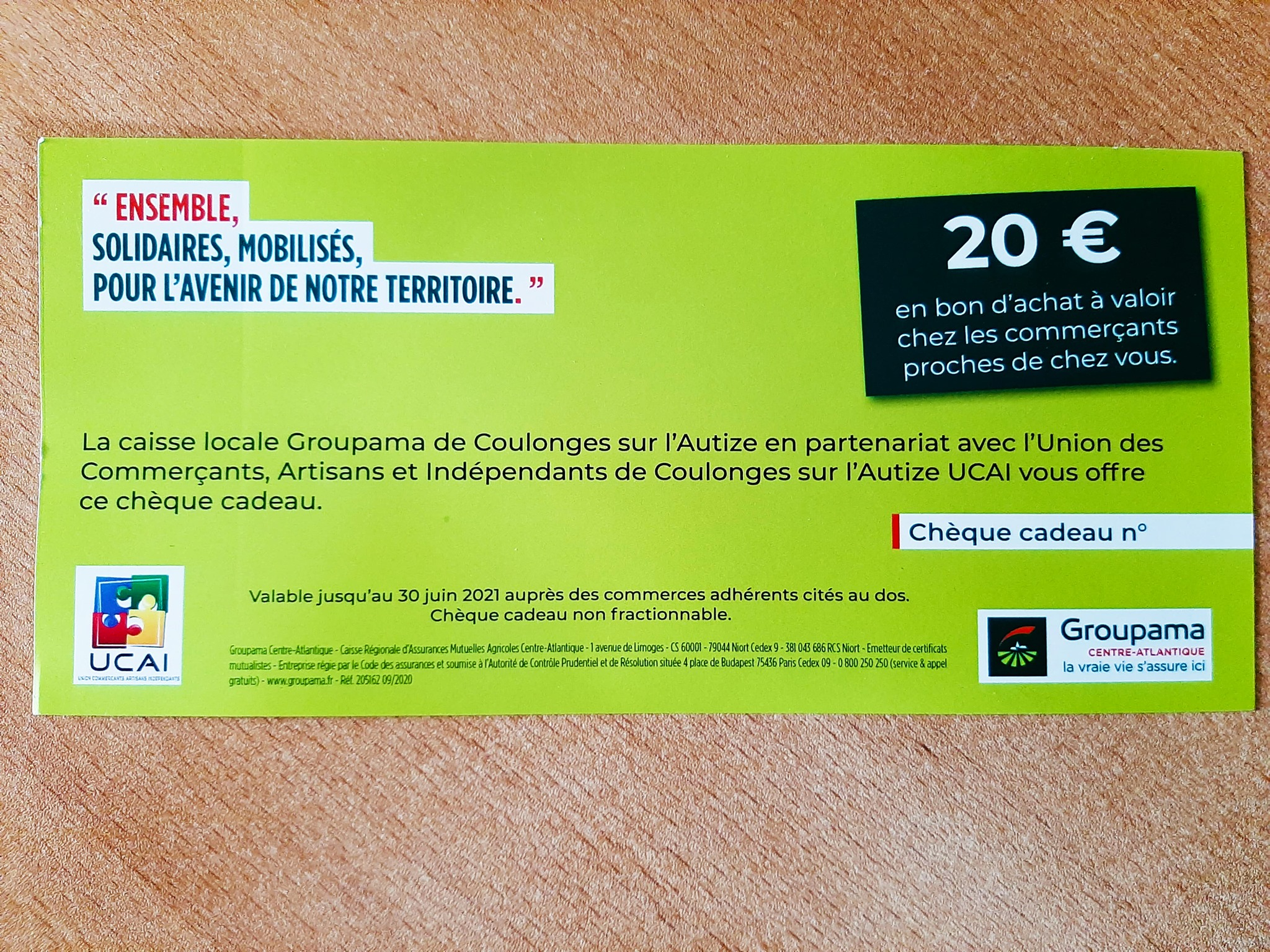 Agence Groupama de Coulonges sur l'Autize